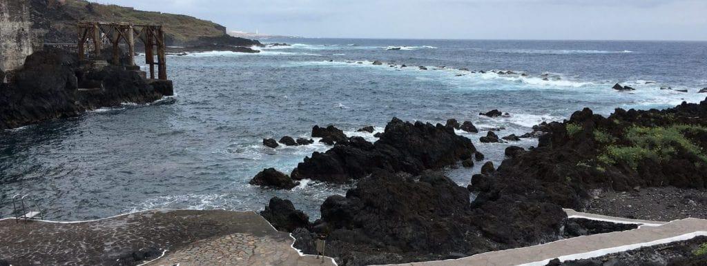 Piscine di Garachico, Tenerife