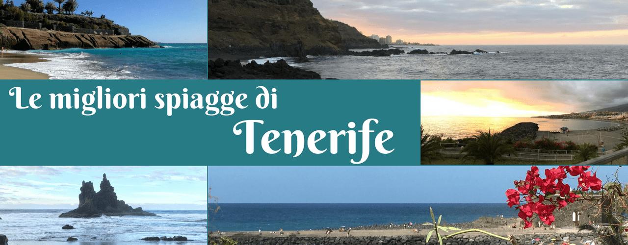 Le 8 migliori spiagge di Tenerife